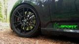 Sonderumbau Bremsanlage Vorderachse